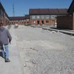 Готовы тротуары и выполнена подготовка между Квашнина 2 и Парковая 21