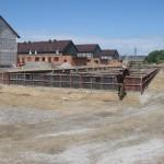 Озерная 17 примет завтра бетон в фундамент и вверх!