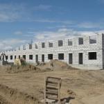Озерная 7а строится второй этаж