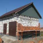 ТП-1, скоро будет оформлена в нашем традиционном фасаде.