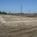 Туманова 4 — готова бетонная подготовка