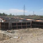 Туманова 4 фундамент готов на три месяца раньше срока.