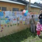 Выставка детского рисунка «Радуга»