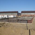 Озерная 9 на днях получит бетон в фундамент!