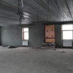 Установлены приборы отопления на всех этажах.