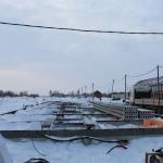 Озерная, 8 – Выполнен монтаж инженерных систем подполья все что ниже нуля.