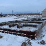 Вадима Туманова, 2 – Каркасы смонтированы. Можно принимать бетон.