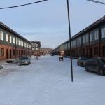 Парковая улица растет в длину, уже метров 350 :)