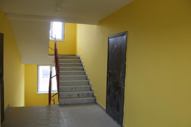 Парковая, 7. Вид внутри подъезда №2.