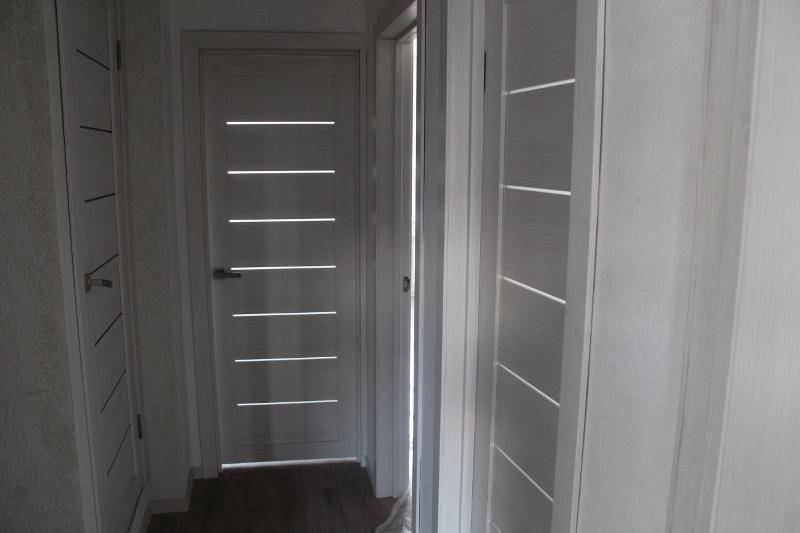 Двери в комнаты второго этажа.
