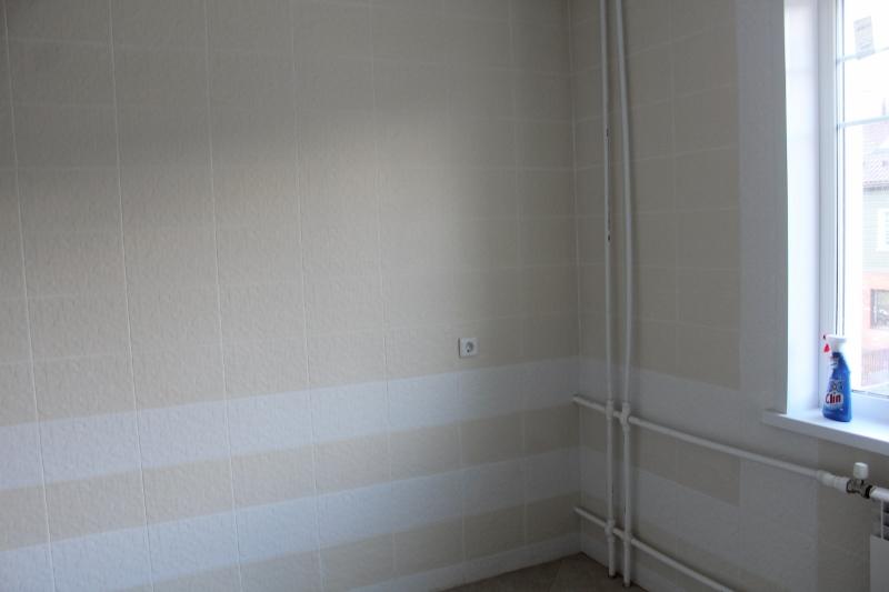 Ванная комната. Вид с другого угла помещения.