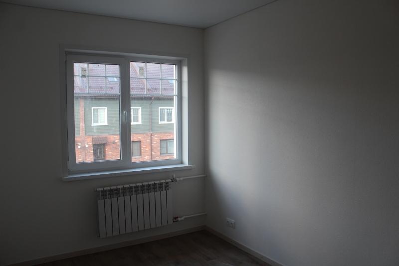 1-я жилая комната на 2-м этаже. Вид с другого угла помещения.