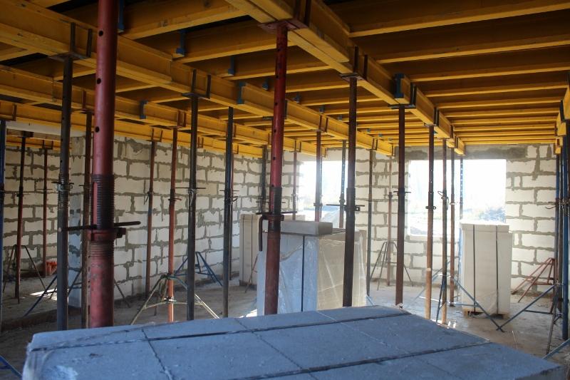 Квартал Согласия, 1. Вид в 3-х комнатной квартире на первом этаже :-)