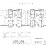 План второго этажа квартал Согласия 4