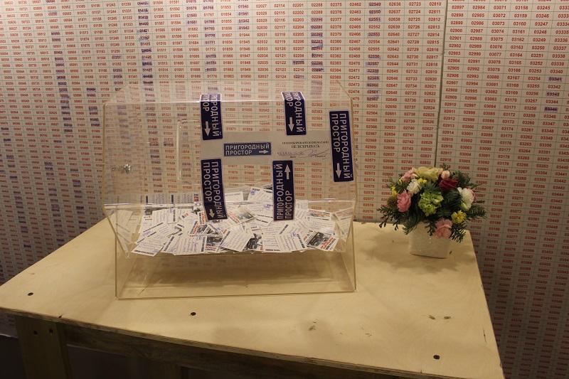 А это наш лототрон! :-) Если сумма чеков в один день наберется равной 3000 руб. то вы можете участвовать в розыгрыше с главным призом - АВТОМОБИЛЬ!