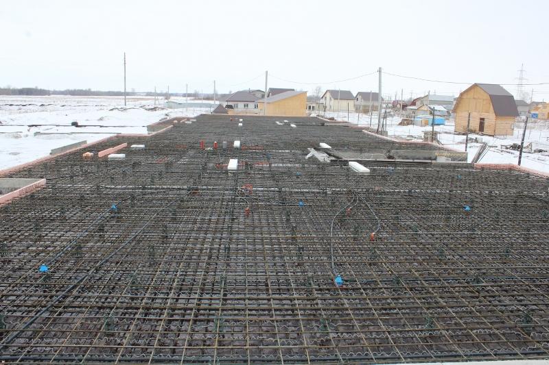 квартал Согласия, 4. Перекрытие ждет бетон с нетерпением :-). Ориентировочно в понедельник примем бетон.