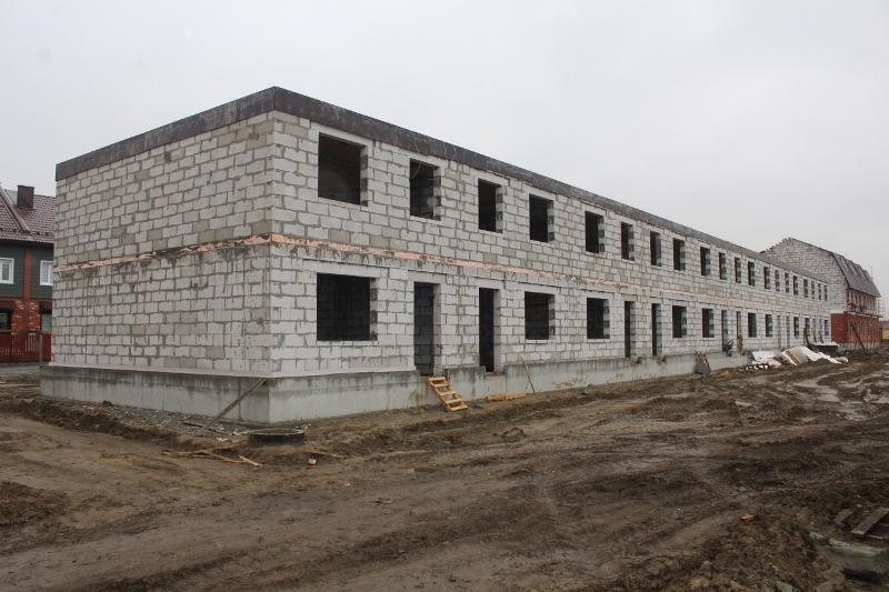 Вадима Туманова, 3а. Готов принять бетон на монолитное перекрытие второго этажа.