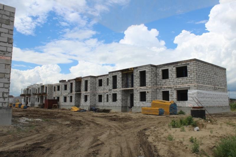 КС4 Начали выкладывать третий этаж, готовимся заливать вторую половину перекрытия второго этажа